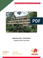 Brochure Nijenheim 3245 Te Zeist