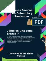 Zonas Francas en Colombia y Santander