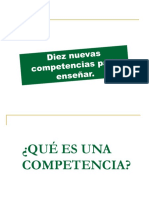 169270648 LAS 10 COMPETENCIAS Philipp Perrenoud Ppt