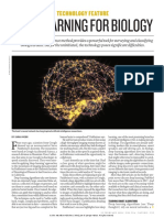 Deep Learning for Biology
