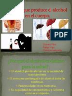 Daños Que Produce El Alcohol en El Cuerpo