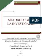 Ciencia - Metodologia