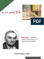 Ion Druță- Bibliografie