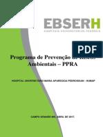 1 - Programa de Prevenção de Riscos Ambientais - Ppra (1)