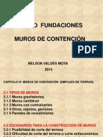 Fundaciones Muros de Contencion