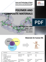 Polymer and Composite Materials- Introduction