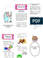 Leaflet Diet Asam Urat