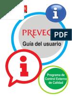 PREVECAL-Guia Del Usuario