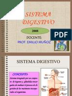 1.- Conceptos, Boca, Lengua, Faringe, Esofago - 2008