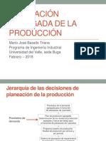 02 Planificacion Agregada de La Produccion