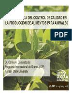 Control Calidad Producción Alimentos Campabadal