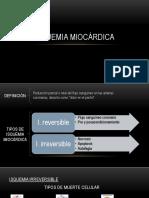 Isquemia Miocardica