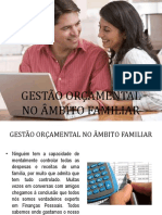 Gestão Do Orçamento Familiar