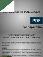 Inspecciones Policiales _a