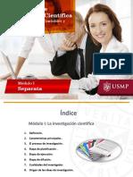 USMP - Metodologia de La Investigacion Contable