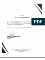 Correa Jaque Gerber Carta L.