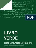 LIVRO VERDE SOBRE AS RELAÇÕES LABORAIS - EUROCID