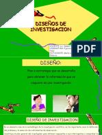 Diseño de Investigacion