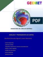 GEOMET - Geofísica 2015-2016
