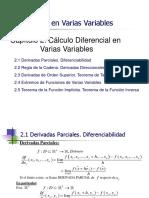 Cap.2CalculoDiferencialenVariasVariables.pdf