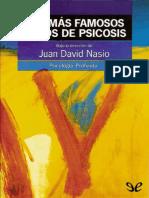 318050321 Nasio Juan David Dir Los Mas Famosos Casos de Psicosis PDF