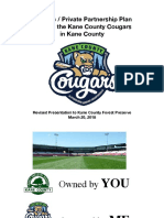 Cougars owner seeks $9M in spending on stadium in 'public/private partnership'
