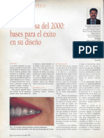 La Sonrisa Del 2000