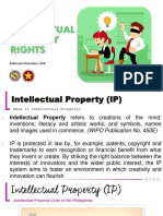 Fundaments of Intellectual Property and Copyright