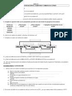 Guía Nª2 Estados de agregación de la materia