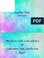Espírito Vem (Isaias Saad)