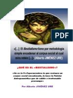 Qué Es El Bestialismo (Por j. Ure)