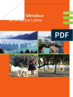 Climate Change in Latin America