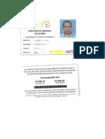 5.1 Carnet de Protección Radiologica Actualizado BA