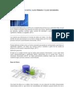 conceptos basicos base de datos