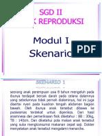 skenario 1 Reproduksi
