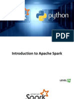Apache Spark Python Slides