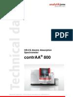 Td ContrAA800 En