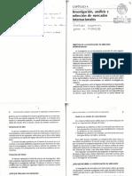 Investigación_ Análisis y Selección de Mercados Internacionales