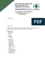 1.Rencana Program Audit Internal Puskesmas Puuwatu