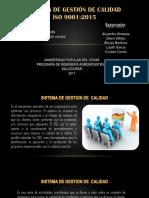 Exposicion Calidad ISO 9001 1