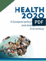 Health2020 Long
