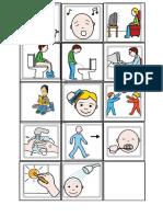 Campo semántico Actividades Vida Cotidiana