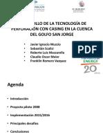 1065- Desarrollo Tecnologia CD en GSJ - V1