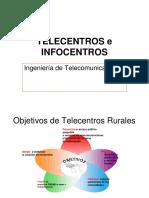 000telecentros e Infocentros n 2018