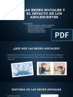 Las Redes Sociales Diapositibas (1)