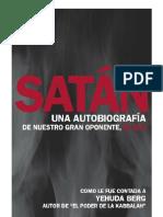 Yehuda Berg - Satan, Una Autobiografia