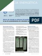 ARTICULO Ahorrodeenergaensistemasdebombeoyventilacin