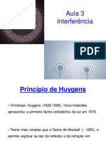 Aula Magna - 03 - Interferencia
