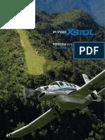 P750 XSTOL Brochure