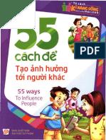 Sachvui.com 55CachDeTaoAnhHuongToiNguoiKhac